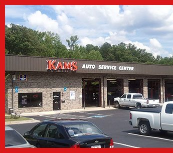 KAMS Auto Service right
