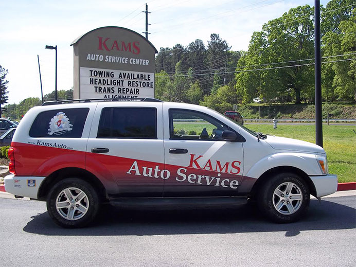 Shuttle Service | KAMS Auto Service Center